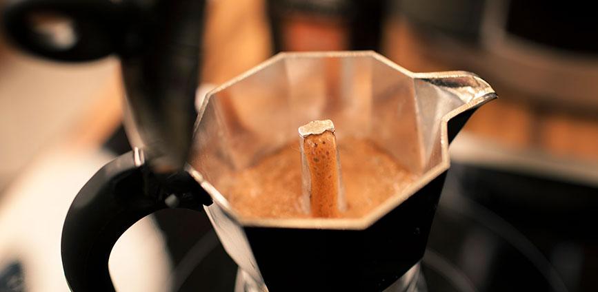 Come fare il caffé _ Moka - Caffé Lelli