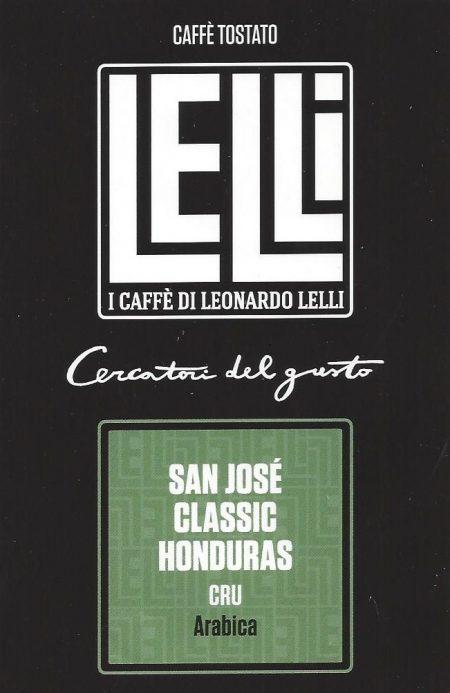 SAN JOSÈ CLASSIC FINCA SAN JOSÈ HONDURAS