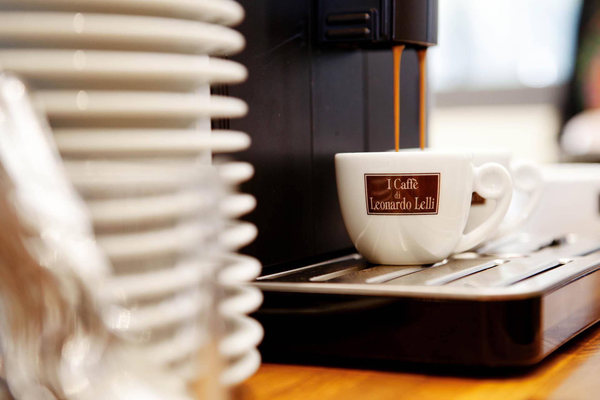 Espresso a casa - Caffè Lelli
